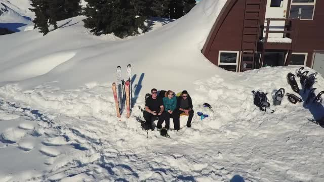 Watch and share Elfin Lakes Hut GIFs on Gfycat