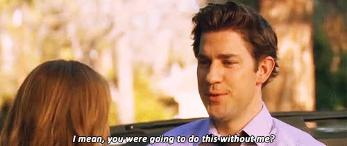 Watch and share Jim Halpert GIFs on Gfycat