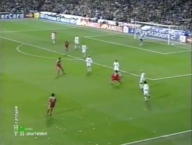 Watch and share Zidane Touch GIFs on Gfycat