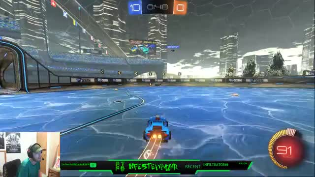 Watch demo and goal (snowday) GIF on Gfycat. Discover more FTFG420, RocketLeague GIFs on Gfycat