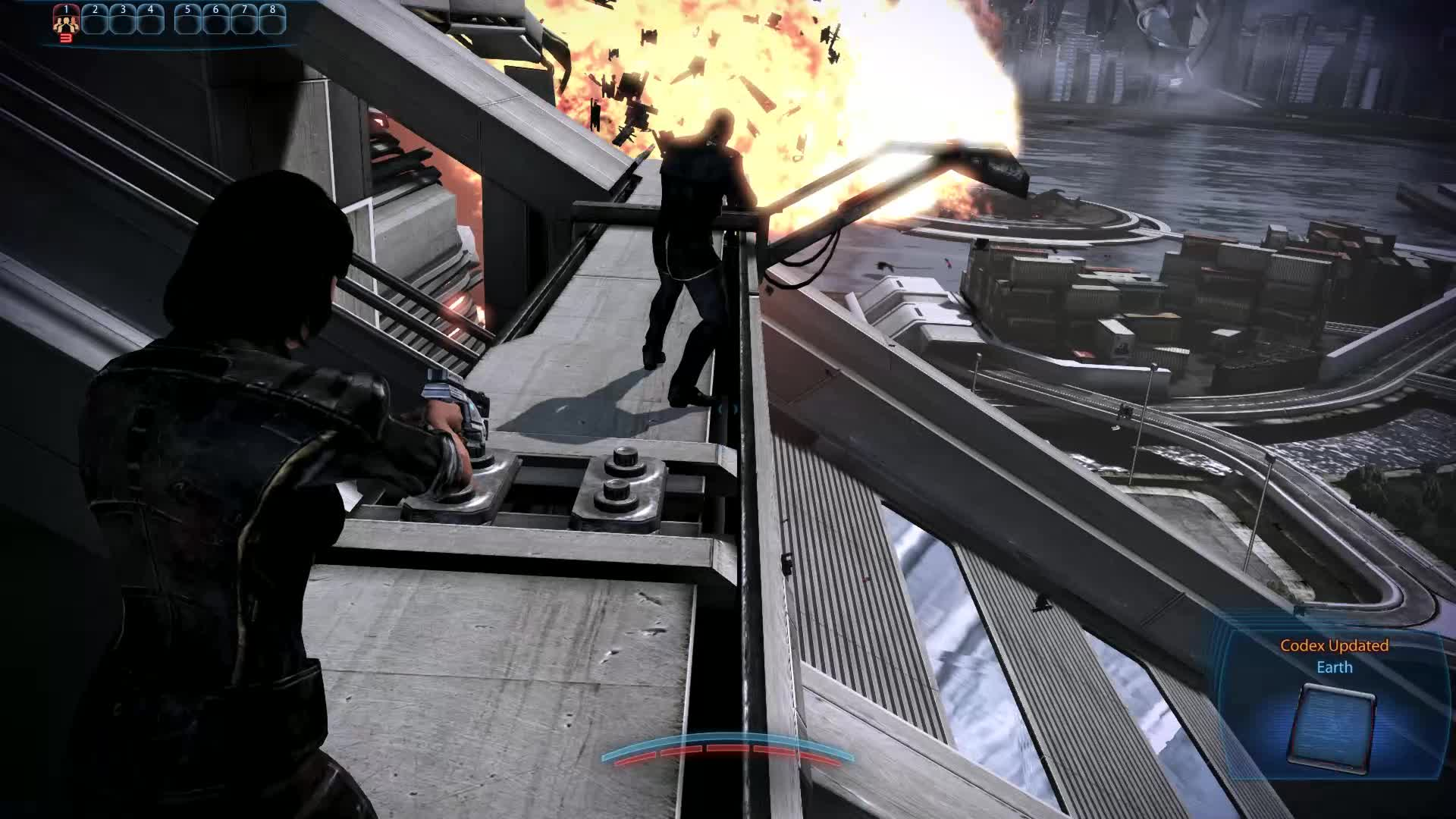 mass effect 3, How do we stop these things GIFs