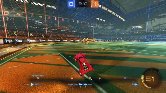 Watch and share Rocket League GIFs by Jonathan Robaina on Gfycat