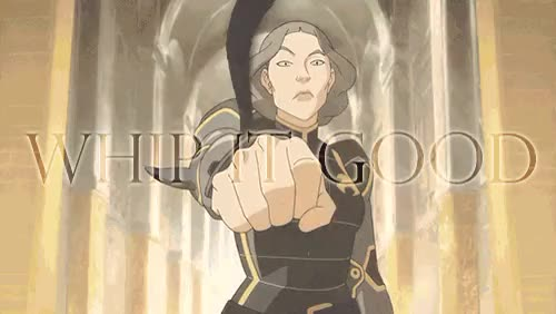 Watch and share Suyin Beifong GIFs and This Is Trash GIFs on Gfycat