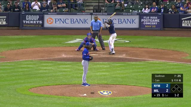Watch and share Milwaukee Brewers GIFs and New York Mets GIFs on Gfycat