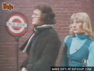 Watch and share Benny Hill GIFs on Gfycat