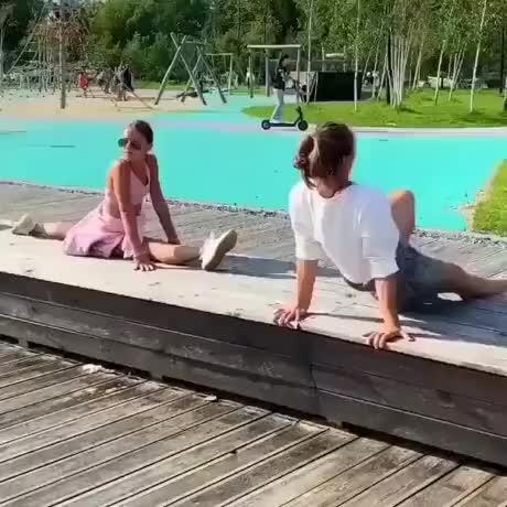 Nice save