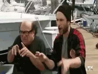 Watch danny devito always sunny GIF on Gfycat. Discover more related GIFs on Gfycat