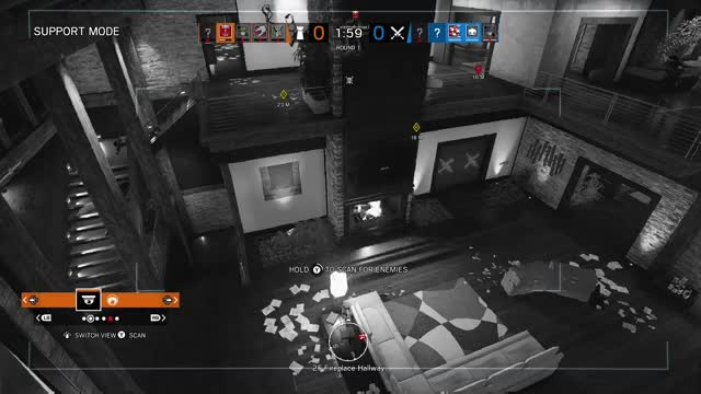 Watch this GIF by Gamer DVR (@xboxdvr) on Gfycat. Discover more Microchip24, TomClancysRainbowSixSiege, gamer dvr, xbox, xbox one GIFs on Gfycat
