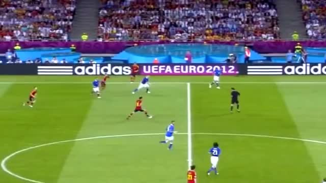 Watch and share Spain Vs Italy 4-0 Highlights Euro 2012 Final HD GIFs on Gfycat