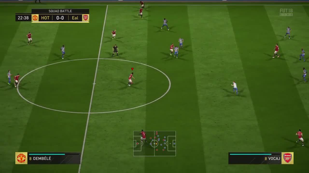 #PS4share, FIFA 18, PlayStation 4, Sony Interactive Entertainment, FIFA 18_20171119021920 GIFs