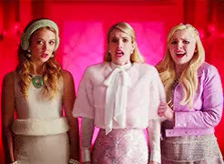Watch and share Abigail Breslin GIFs and Emma Roberts GIFs on Gfycat