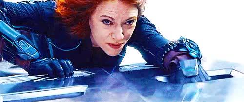 Watch and share Natasha Romanoff GIFs and Age Of Ultron GIFs on Gfycat