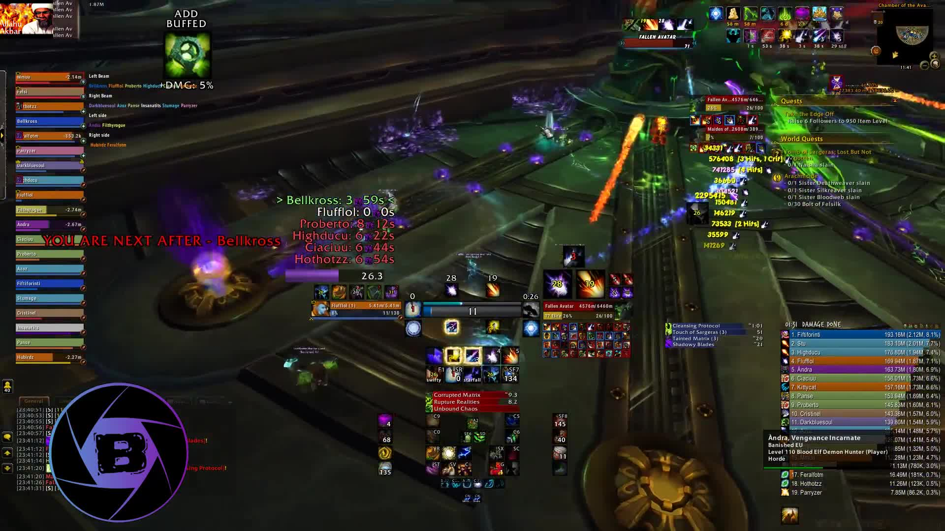Banished Boosting Service, Banished EU, Banished EU vs Fallen Avatar Mythic, Banished Fallen Avatar, Banished Fallen Avatar Mythic, Banished Tarren Mill, Banished vs Fallen Avatar Mythic, Fallen Avatar Banished, Fallen Avatar Mythic Moonkin POV, Tomb of Sargeras Banished, Banished vs Fallen Avatar - Mythic Tomb of Sargeras GIFs