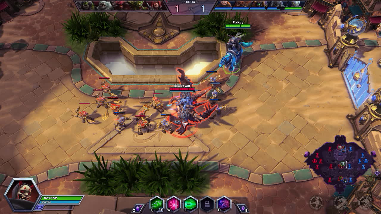 heroesofthestorm, Sorry about that Diablo GIFs