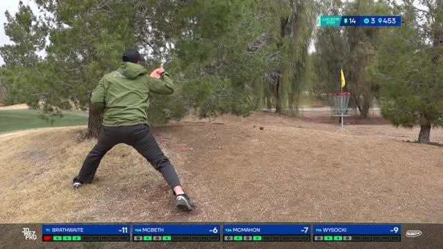 Watch 2019 LVC | Round 1 | Paul McBeth hole 14 putt GIF by Benn Wineka UWDG (@bennwineka) on Gfycat. Discover more disc golf, disc golf 2019, eagle mcmahon, jomez coverage, jomez disc golf, jomez productions, jomezpro, paul mcbeth, philo brathwaite, ricky wysocki GIFs on Gfycat