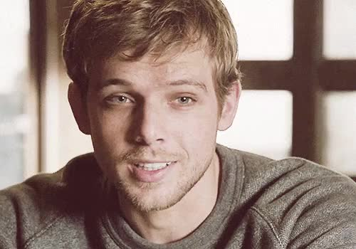 Watch and share Falling In Love GIFs and Max Thieriot GIFs on Gfycat