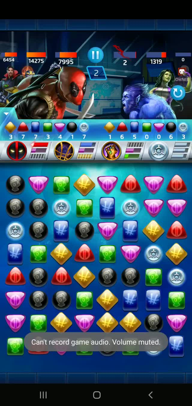 Watch and share Puzzle Quest 2019-10-15-13-55-43 GIFs on Gfycat