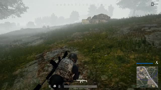 Watch and share PLAYERUNKNOWN'S BATTLEGROUNDS 10.29.2017 - 12.49.15.05.DVR GIFs on Gfycat