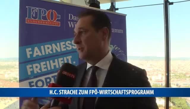 Watch and share HC Strache Zum FPÖ-Wirtschaftsprogramm GIFs on Gfycat