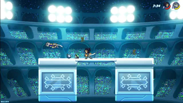 Watch and share Brawlhalla GIFs by tazguy79 on Gfycat