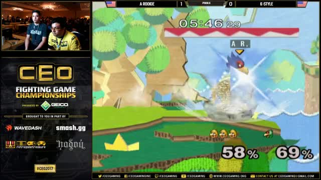 Watch and share CEO2017 - Melee Pools - Feat. Hungrybox, Plup, Axe, Shroomed, Swedish Delight, S2J, Wizzrobe And More! GIFs by Mendonça on Gfycat