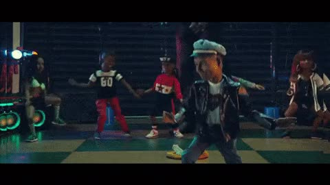 Watch and share Pharrell, Puppet GIFs on Gfycat