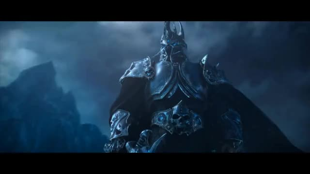 Watch and share World Of Warcraft: Wrath Of The Lich King Cinematic Trailer GIFs on Gfycat