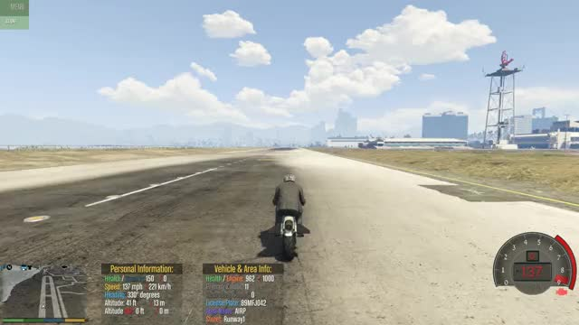 Watch and share Oppressor Mk.1 Boosting #02 GIFs by Gaffa on Gfycat