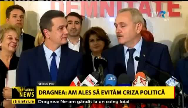 Watch and share Liviu Dragnea Si Grindeanu GIFs on Gfycat