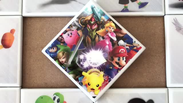 Watch Smash Bros Coasters GIF by Stack (@pds319) on Gfycat. Discover more Coaster, Handmade, Mario, Nintendo, Pikachu, Smash Bros, video game GIFs on Gfycat