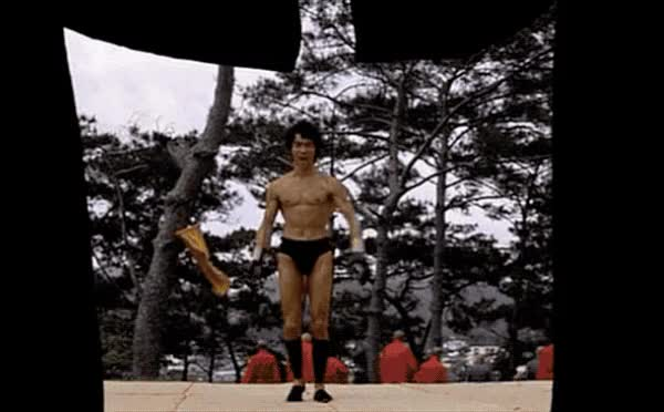 Watch and share Enter The Dragon GIFs and Bruce Lee GIFs by theidofalan on Gfycat