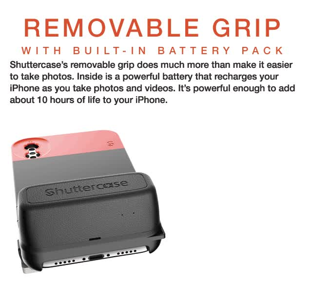Watch and share Shuttercase Removable Grip Gif V3-2 GIFs on Gfycat