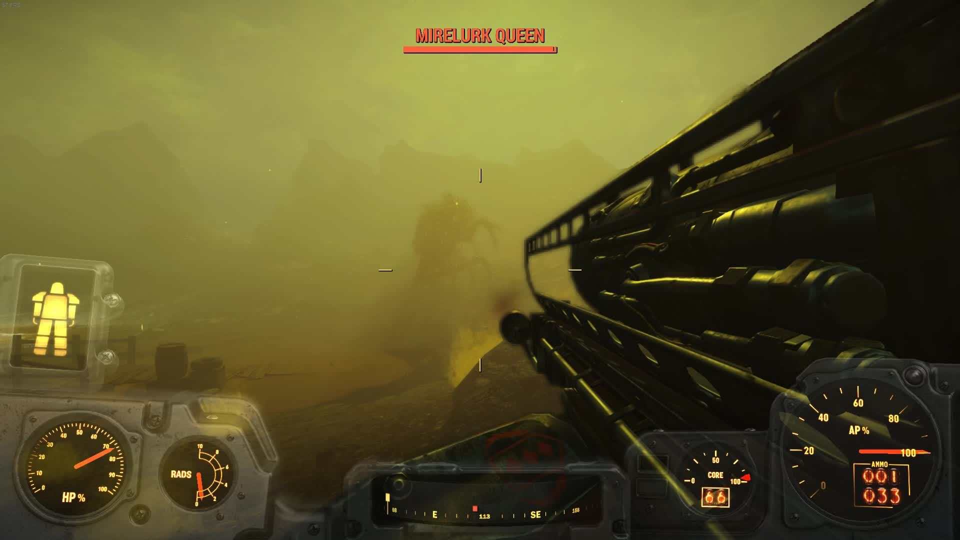 fo4, Just incase you want to make sure its REALLY dead. (reddit) GIFs