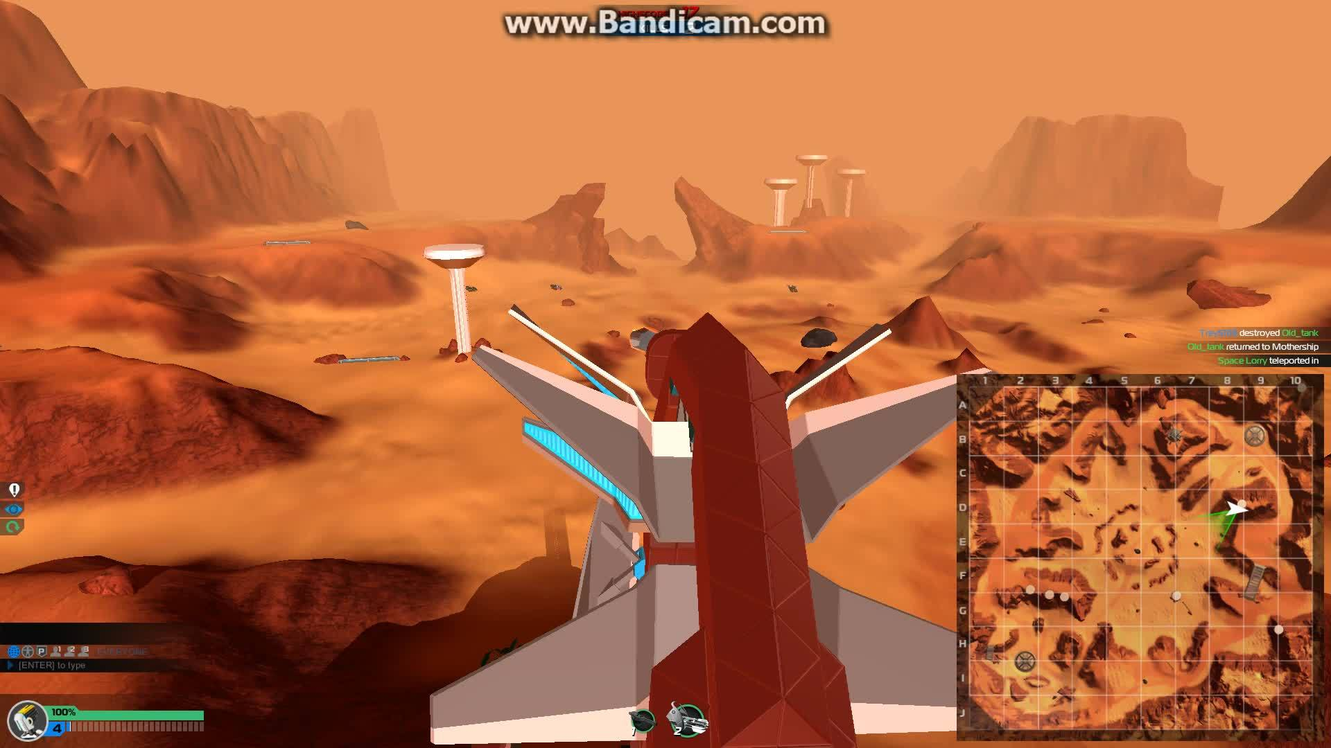 robocraft, Firing with lead GIFs