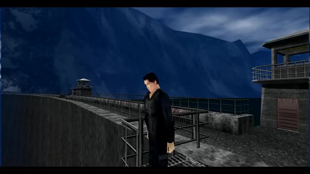 Watch GoldenEye 007 N64 - Dam - 00 Agent GIF on Gfycat. Discover more 00 Agent, Bond, GoldenEye 007, GoldenEye 007 (Video Game), Graslu, Graslu00, James Bond, N64, Nintendo 64 (Computer), WNxGraslu GIFs on Gfycat