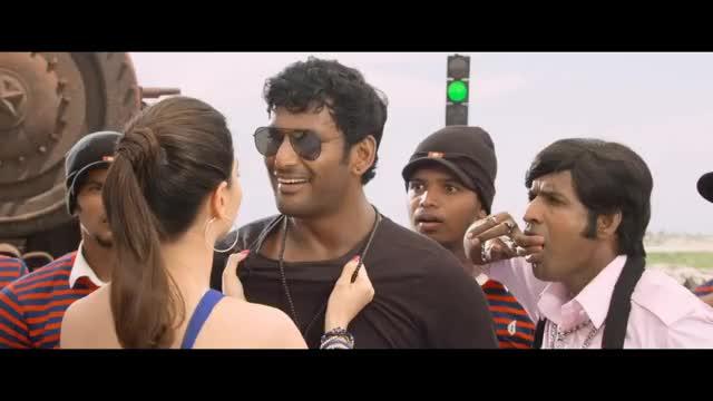 Watch Kaththi Sandai - Naan Konjam Karuppu Thaan Tamil Video   Vishal   Hiphop Tamizha GIF on Gfycat. Discover more celebs, hd, kaththi, sandai, tamannaah bhatia GIFs on Gfycat