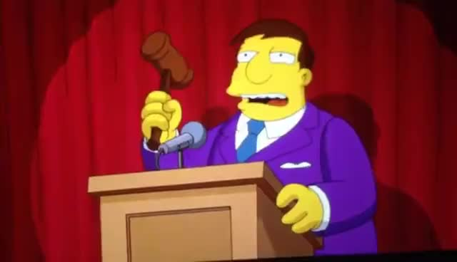 Watch Agreed - Mayor Quimby GIF on Gfycat. Discover more related GIFs on Gfycat