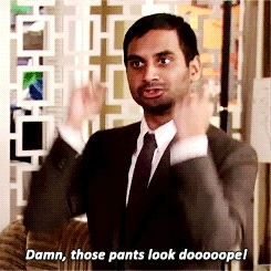 aziz ansari, parks and rec, parks and recreation,  GIFs