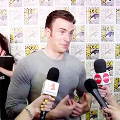 Watch and share Chris Evans GIFs and Chriservans GIFs on Gfycat