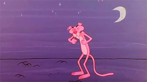 Watch and share Pink Panther GIFs on Gfycat
