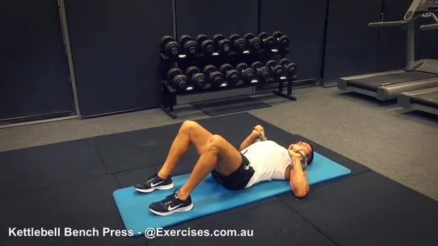 Watch and share Kb Bench Press GIFs and Kettlebell GIFs on Gfycat