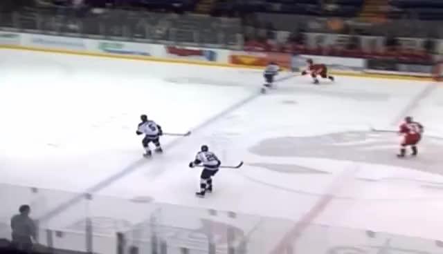 Bruins, Greyhounds, NHL Prospect, Senyshyn, Seny One Man Show GIFs