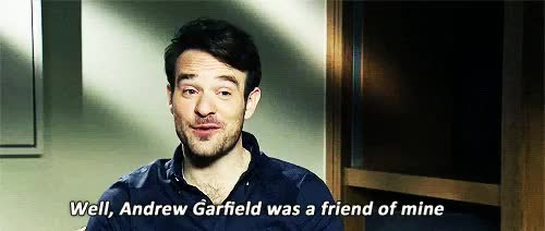 Watch and share Charlie Cox GIFs on Gfycat