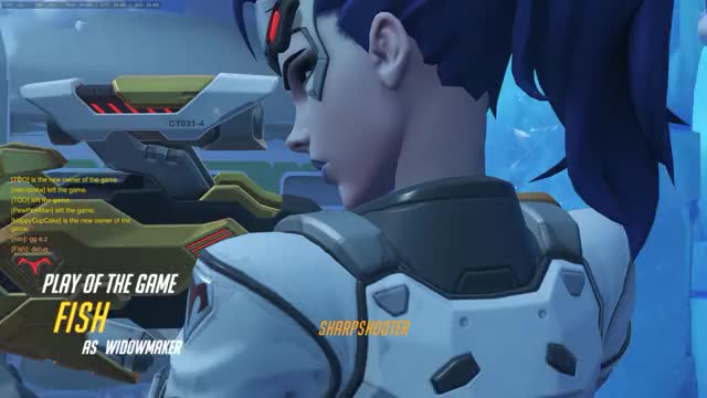 Watch and share Widow 6v6 Potg GIFs by filleted on Gfycat