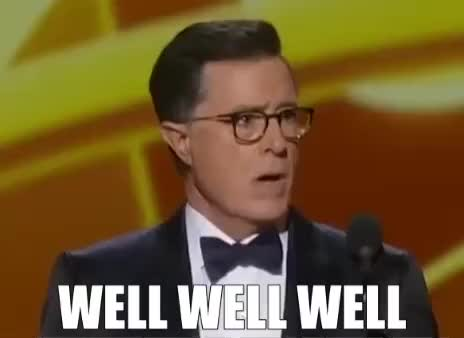 Watch and share Stephen Colbert GIFs and Celebs GIFs by Reactions on Gfycat