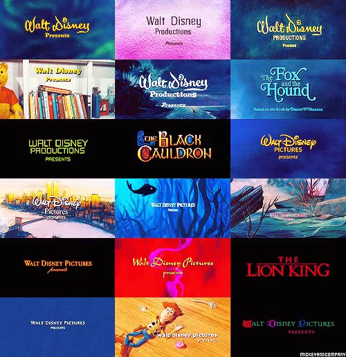 Watch and share Disney Movies GIFs and Title Cards GIFs on Gfycat