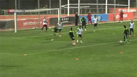Watch Cazorla's dummy against Casillas (reddit) GIF on Gfycat. Discover more soccer GIFs on Gfycat
