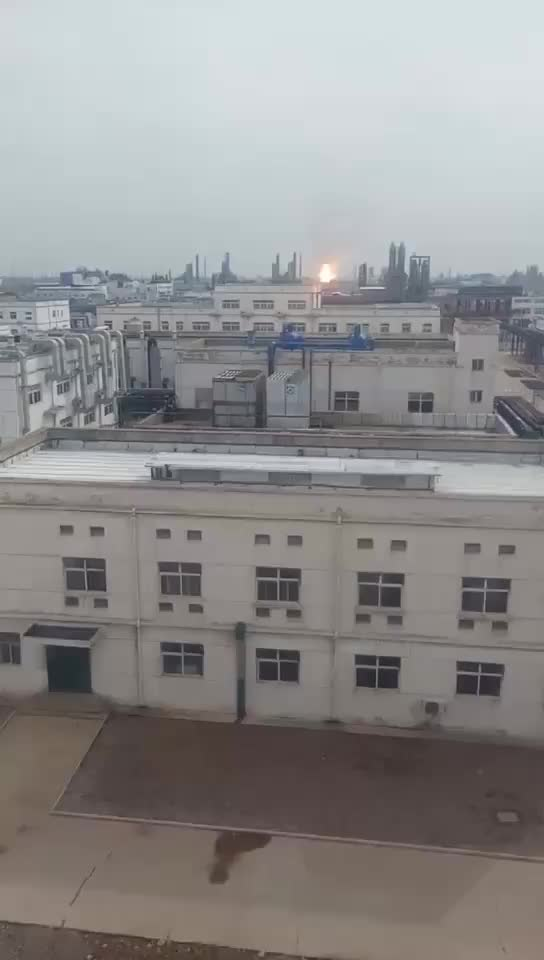 Windows shattering in a building a mile away from the chemical factory that exploded in China GIFs