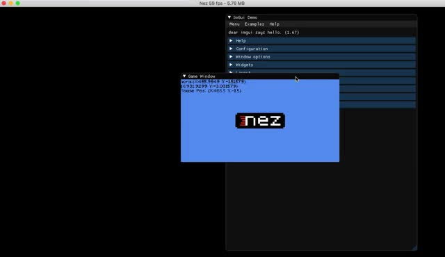 Watch and share Nez In A Dear ImGui Window GIFs by prime31 on Gfycat