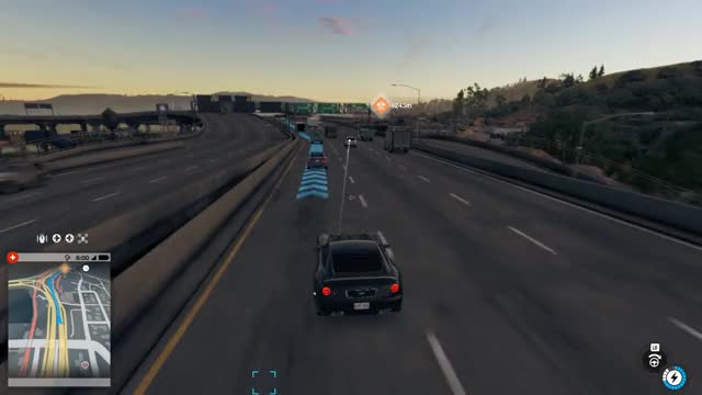 Watch and share Watch Dogs 2 - Realistic California Driving GIFs on Gfycat